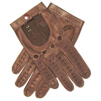 Orsini Italian lambskin driving gloves