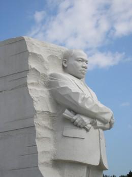 Martin Luther King, Jr, National Memorial, Washington, DC   image credit: John Dove