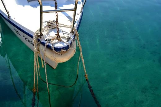 Bask, Krk Island, Croatia