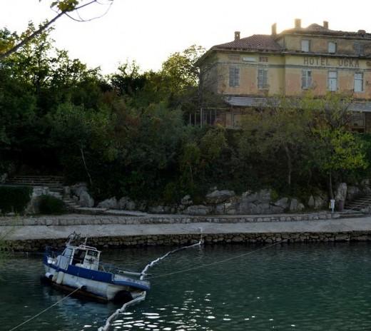 Omislaj, Krk Island, Croatia