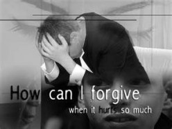 You Say You Can't Forgive Someone