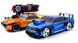 Infrared RC Cars