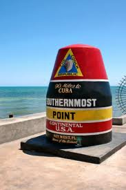 The Southern Most Point in the United States of America located at the tip of Key West is a great place to visit!
