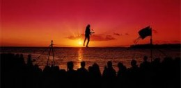 Experiencing the sunset at Mallory Square while visiting Key West, Florida is a breathtaking experience that you simply cannot afford to miss!