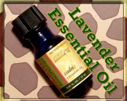 Lavender Essential Oil is an eco-friendly dishwasher soap ingredient that  works wonders!