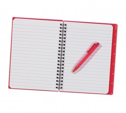 Notebook - take notes!