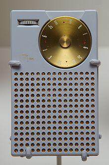 A Transistor Radio