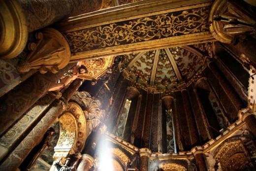 The Round Chapel - Convento de Cristo - Tomar