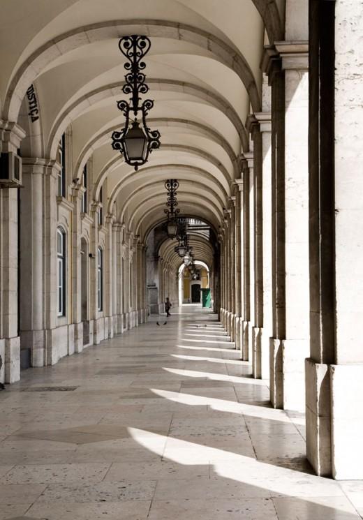 Ministerio de Justicia, Lisboa