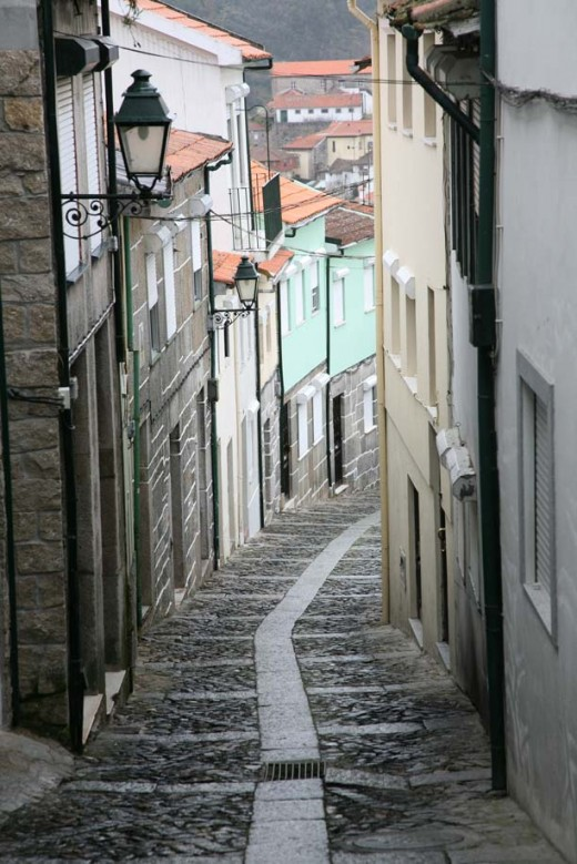 Lamego street