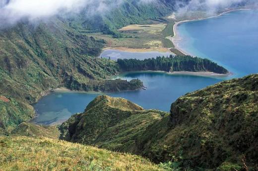 Lagoa do Fogo - Sao Miguel - Azores