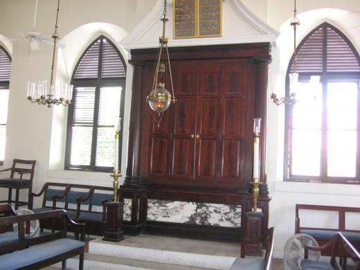 Synagogue, St. Thomas, VI
