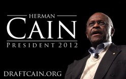 Herman Cain Gets Secret Service Detail?