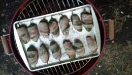 Cook them.