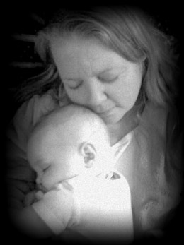 I can't imagine if my attitude towards abortion had not changed - I would not have my precious grandson! God can heal our hurts and get us through unplanned pregnancies, and help us care for our children.