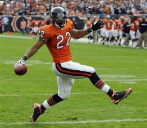 When will the Bears pay Matt Forte?  He will look to keep the Bears offense rolling against the Chargers