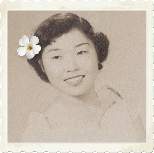 A friend of hers from Hawaii (Pearl Harbor)