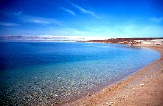 "Jordan's DEAD SEA was chosen one of the 28 finalists for the title ""New 7 Wonders of Nature"""