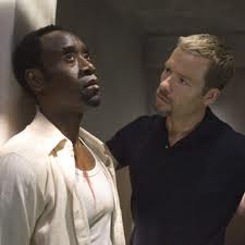 Don Cheadle and Guy Pearce in the Movie Traitor