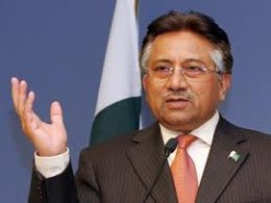 General Pervez Musharraf:The Military Ruler who Faced the Islamists and now Overthrown. Hamlets Tragedy.