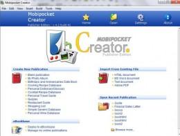 Kindle Ebook Created Using MobiPocket Creator
