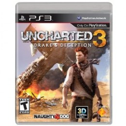Uncharted 3 - Drakes Deception on PS3