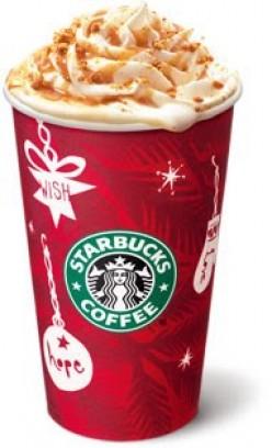 Caramel Brulee Latte Starbucks