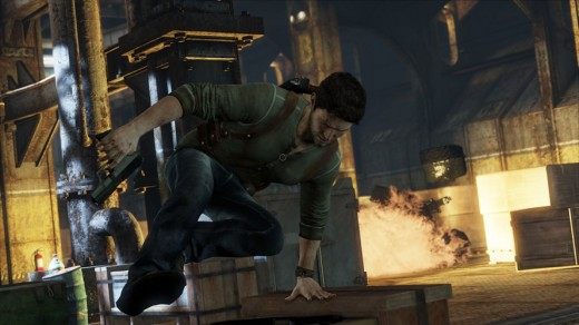 Uncharted 3 Review: Drake's Deception on PS3 - Action Packed
