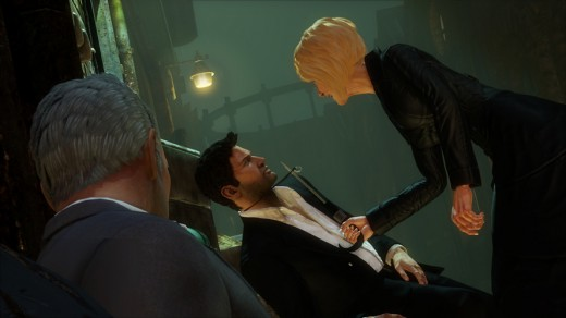 Uncharted 3 Review: Drake's Deception on PS3 - First Female Villain ''Katherine Marlow''