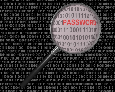 Strong passwords protect you online.