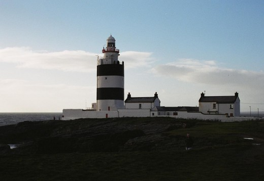 Located in County Wexford, Ireland, the Hook Lighthouse is the oldest beacon in the world.