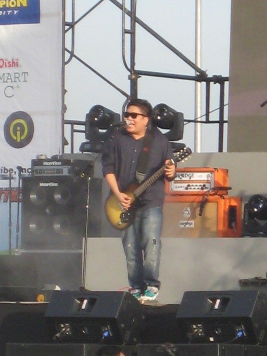 Juggy of Itchyworms Band