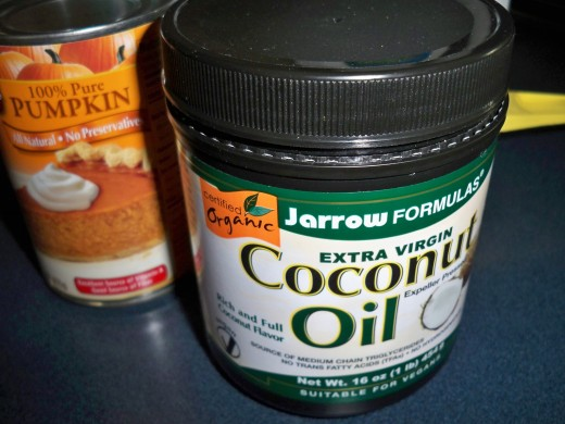 Use full-flavored coconut oil for a hint of extra goodness.