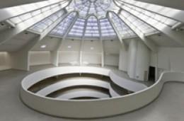 Interior, Guggenheim Museum, NYC