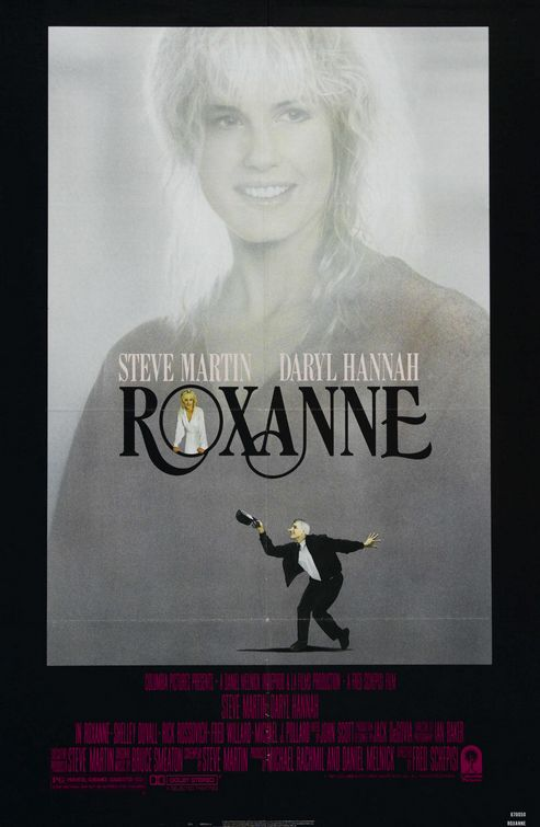 Roxanne Movie Poster