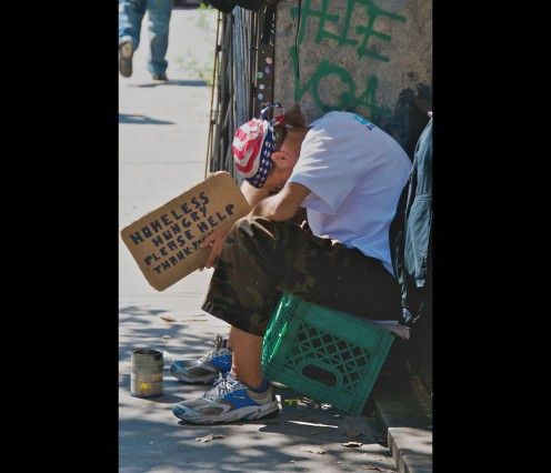 Can you give to help the homeless this holiday season?