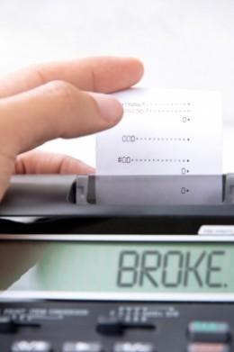 Going broke?