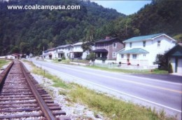 Red Jacket Coal Camp and Homes ~ Located near the famous Matewan, WV.