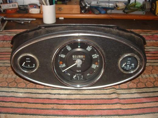Speedometer - Before