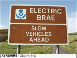 Electric Brae - A Phenomenon
