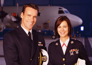 "Elliott and Bell had a chemistry that transcended network changes and a first season of false starts on ""JAG."""