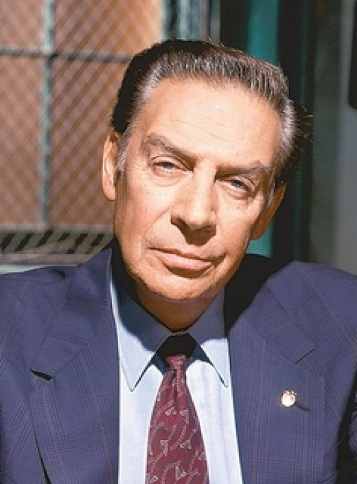 "Orbach's arrival and exit left a huge impact on ""Law & Order."""