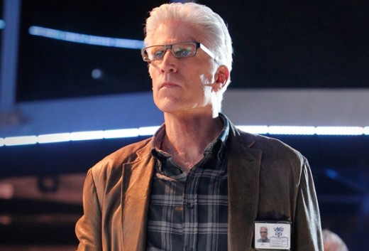 "Danson has made his own mark on the newest season of ""CSI."""