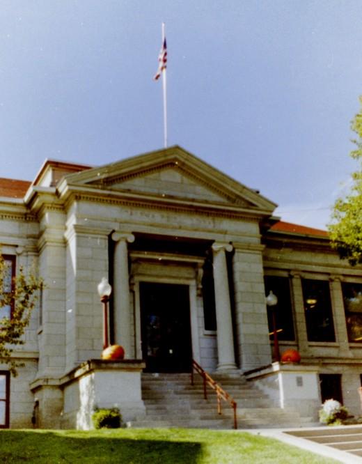 Galena Public Library