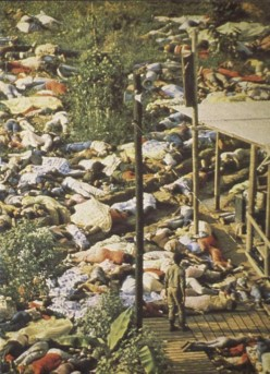 The Jonestown Massacre: Mass suicide in the name of God