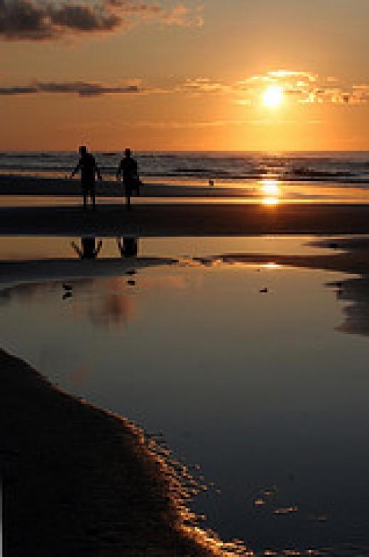 Sunrise over Atlantic from pixpanache Source: flickr.com
