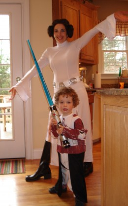 May the force be with you on the road to after pregnancy weight loss.