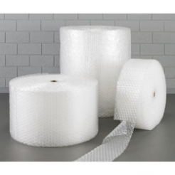 Lightweight bubble wraps are perfect for cushioning fragile and delicate items and protect them from shock and vibration.