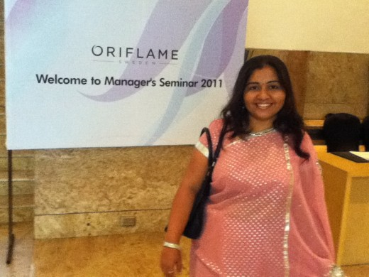 Oriflame Managers Seminar