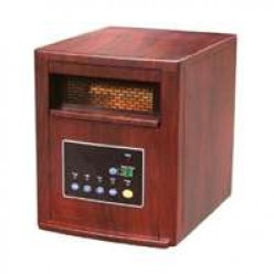 Large and Good Infrared Heaters